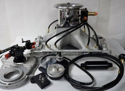 AU3159.91 • Buy Replace The Carb  4150 Toilet  Enderle Throttle Body Fuel Injection  SB Chevy
