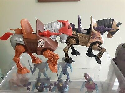 $35 • Buy Vintage MOTU He-man Stridor And Night Stalker - Complete, Excellent Condition!!
