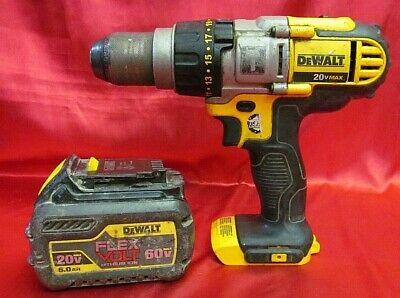 $70 • Buy DeWALT DCD985 1/2   Cordless Drill/Driver/HammerDrill With Battery DCB606