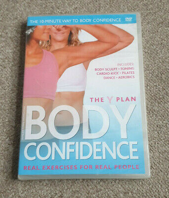 The Y Plan - Body Confidence (DVD, 2010) - New And Sealed • 4.99£