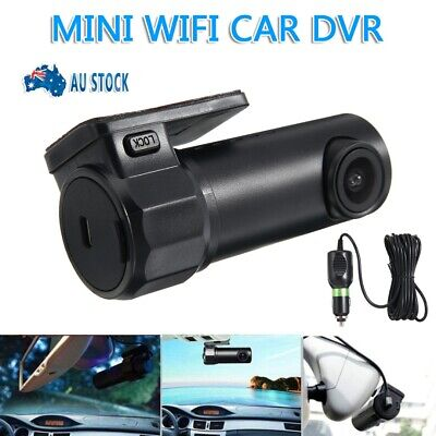 AU36.99 • Buy 1080P Car DVR Dash Cam FHD Front And Rear Camera Video Recorder G-sensor 170°