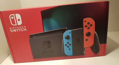 AU400 • Buy CIB Nintendo Switch With Extras !