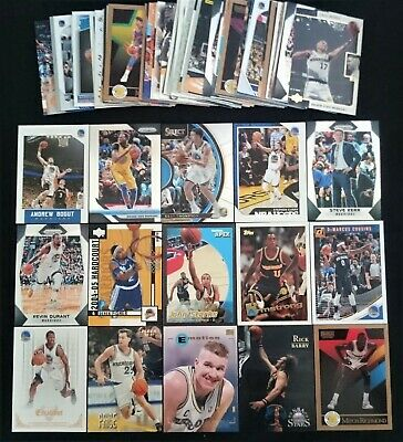 AU12.90 • Buy 82 Golden State Warriors NBA Basketball Cards 1990 - 2020 Rookies Insert CURRY