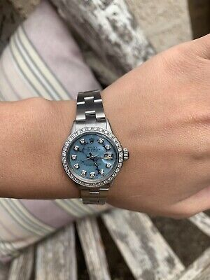 $ CDN5045.29 • Buy Ladies Rolex Oyster Perpetual Datejust Watch 6517 Stainless Steel 26mm