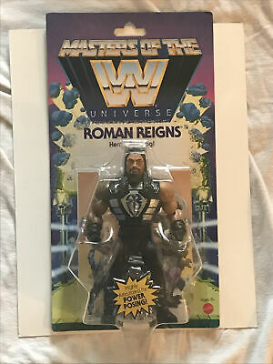 $24.99 • Buy WWE Masters Of The Universe ROMAN REIGNS MOTU 2020 Wave 2 New Free Shipping!