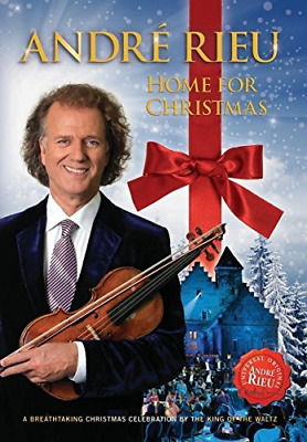 Andre Rieu: Home For Christmas [DVD], Very Good DVD, , • 3.54£