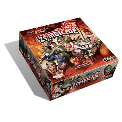 AU133.99 • Buy Zombicide Season 1 Board Game - Guillotine Games