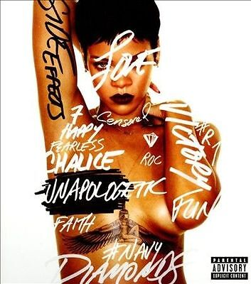 AU32.98 • Buy RIHANNA Unapologetic Deluxe Edition CD/DVD BRAND NEW NTSC ALL