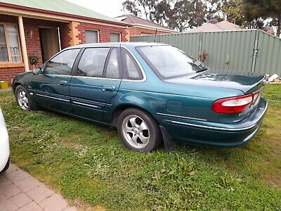 AU4500 • Buy 1998 Ford Fairlane