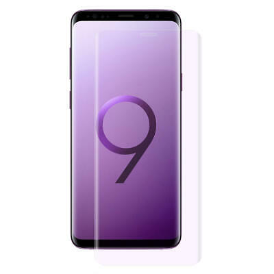 $ CDN11.25 • Buy Samsung Galaxy S9 Plus + 6D FULL GLUE Tempered Glass Screen Protector Curved 9H