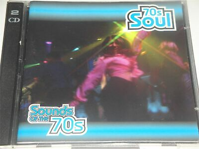 Sounds Of The 70s - Seventies Soul - Time Life 2 X CD Set • 89.99£