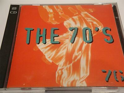 1976 Time Life Presents Sounds Of The Seventies   70s CD Set • 14.99£