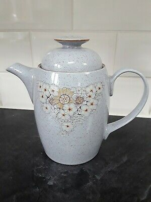 DENBY REFLECTIONS COFFEE POT PERFECT CONDITION 1st QUALITY Displayed Only UNUSED • 20£