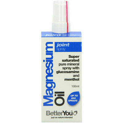 Better You Magnesium Oil Joint Spray [100ml] • 14.13£