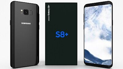 $ CDN243.06 • Buy Samsung Galaxy S8+ | Grade: B- | AT&T | Black | 64 GB | 6.2 In