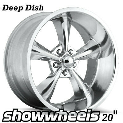 AU1552.50 • Buy 20x8.5 20x10 SHOWWHEELS Wheels Chevy C10 Truck Buick Lincoln - US Full Size Cars