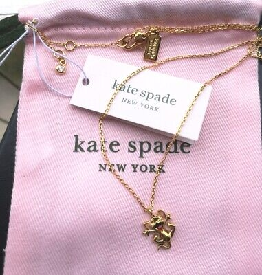 $ CDN30.35 • Buy Kate Spade New York Tom And Jerry Necklace