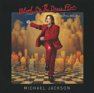 Michael Jackson - Blood On The Dance Floor HIStory In The Mix CD • 0.99£
