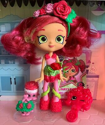 £21.13 • Buy Shopkins Shoppies Join The Party - Rosie Bloom Doll