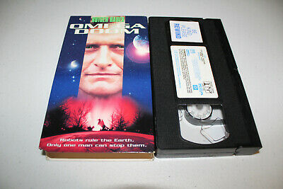 $ CDN12.59 • Buy Omega Doom (VHS 1997, Closed Captioned) Rutger Hauer, Shannon Whirry