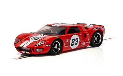 Scalextric  Ford GT40 - Red No.83. C4152 • 36.89£