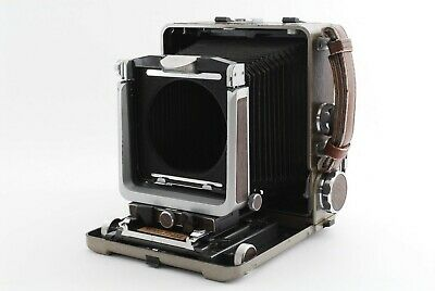 EXC   Wista 45 D 4x5 Large Format Field Camera Body From Japan675056 • 332.24£