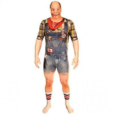 Morphsuits Faux Real Hillbilly Moon Shiner Fancy Dress Costume [Half Price Sale] • 19.95£