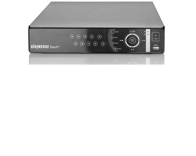 $179.99 • Buy Digimerge Touch+ DH200 Series 4CH (500GB) Surveillance CCTV DVR
