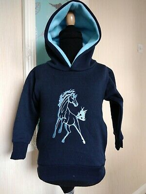 Children  Nelson Ashby Equestrian  Cloud Pony Hoodie  • 13.99£