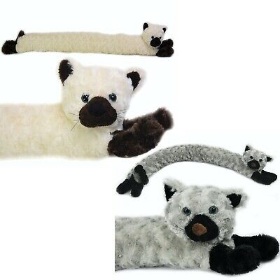 Draught Excluder Cushion Door Draft Excluder Fabric Draught Excluder Animal • 9.97£