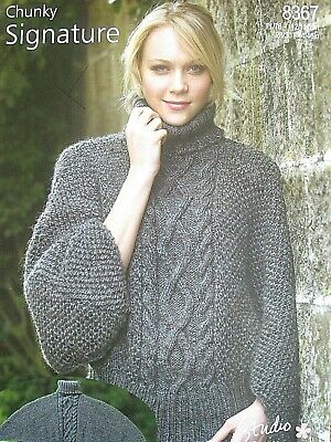 £2.49 • Buy EMU 3751- LADIES DK CABLE AND TEXTURE CROP TOP  KNITTING PATTERN 32/37ins