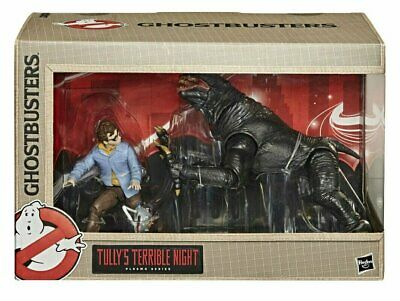 AU209.50 • Buy Hasbro GHOSTBUSTERS PLASMA SERIES 6  TULLY'S TERRIBLE NIGHT 2020 SDCC EXCLUSIVE