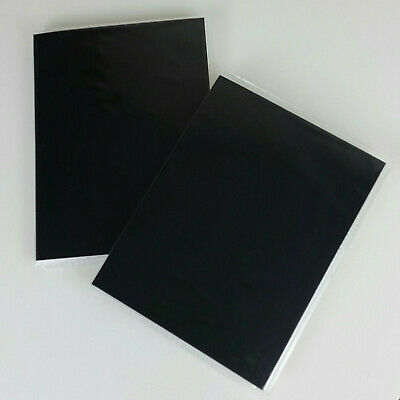 Photo Albums Small Black - Pack Of 2, Slip In, Holds 36 Pictures • 3.10£