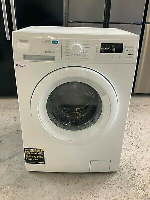 Zanussi Lindo1000 ZWD81663NW 8Kg/4Kg Washer Dryer With 1550rpm White A #RW17612 • 420£