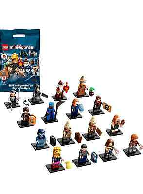 LEGO Harry Potter Series 2 Choose Your Minifigures NEW 71028 • 3.99£