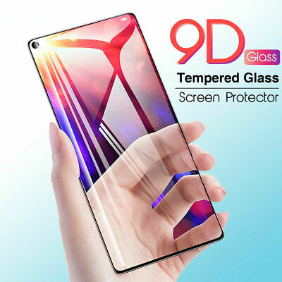 $ CDN6.46 • Buy Full 9D Tempered Glass Screen Protector Cover For Samsung A90 A80 A71 A51 A31 5G