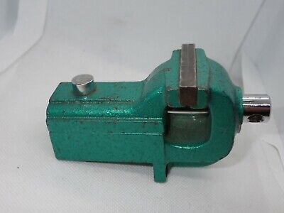 $ CDN91.24 • Buy Vintage UNBRANDED # 27 Watchmakers, Gunsmith BENCH VISE Tool Good Used No Handle