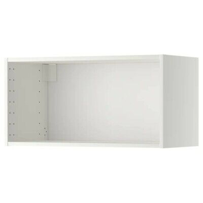 Ikea METOD - Wall Cabinet Frame, White, 80x37x40 Cm - New (Cat. No. 80205540) • 20£