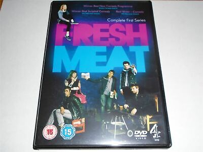 £2.99 • Buy Fresh Meat - The Complete First TV Series DVD Channel 4 Series