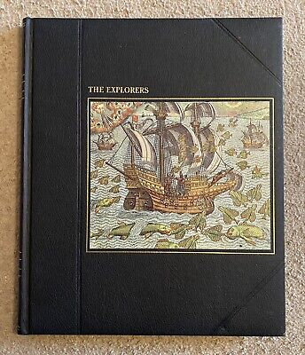 The Seafarers THE EXPLORERS - TIME-LIFE BOOKS 1978 In Excellent Order • 4.99£