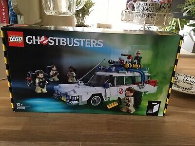 LEGO Ideas 21108 Ghosbusters Ecto-1 (2014)   New, Factory-Sealed, Unopened • 85£
