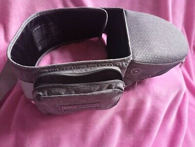 Bebear Baby Toddler Hip Seat / Hip Carrier/  Adjustable Waist / GREY • 12£