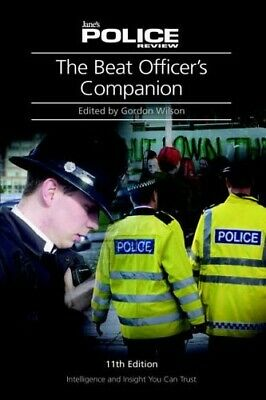 Beat Officer's Companion (Jane's Police Handbooks), Very Good Condition Book, Wi • 41.13£
