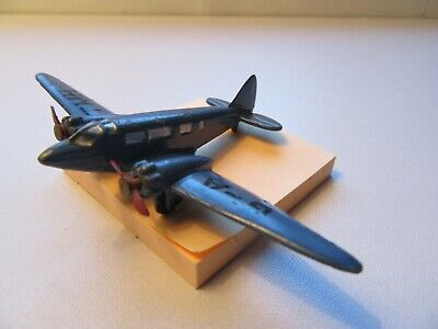 Dinky Aircraft 62m Light Transport Plane In Blue • 45£