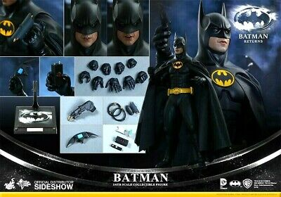 $ CDN1034.46 • Buy Hot Toys Sideshow 1/6 Batman: Batman Returns MMS 293 Movie Masterpiece Figure