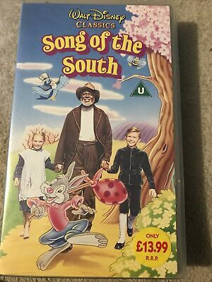 £62.40 • Buy Song Of The South Walt Disney Classics VHS