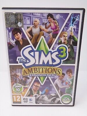 The Sims 3: Ambitions PC Mac • 5£