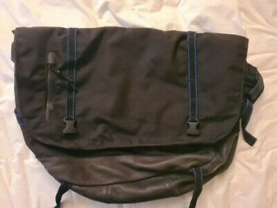 Visvim E-Cat 28L Messenger Bag Black Good Condition • 230£