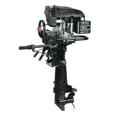AU1500 • Buy 4-strok 7HP Outboard Motor Inflatable Boat Fishing
