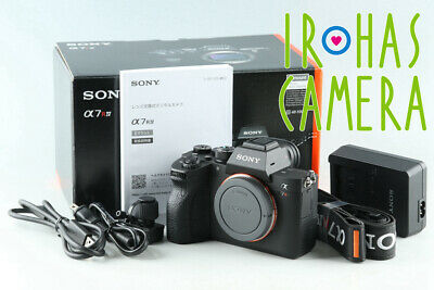 $ CDN4220.48 • Buy Sony α7R IV / A7R IV Digital Camera With Box *JP Language Only* #29527 L2